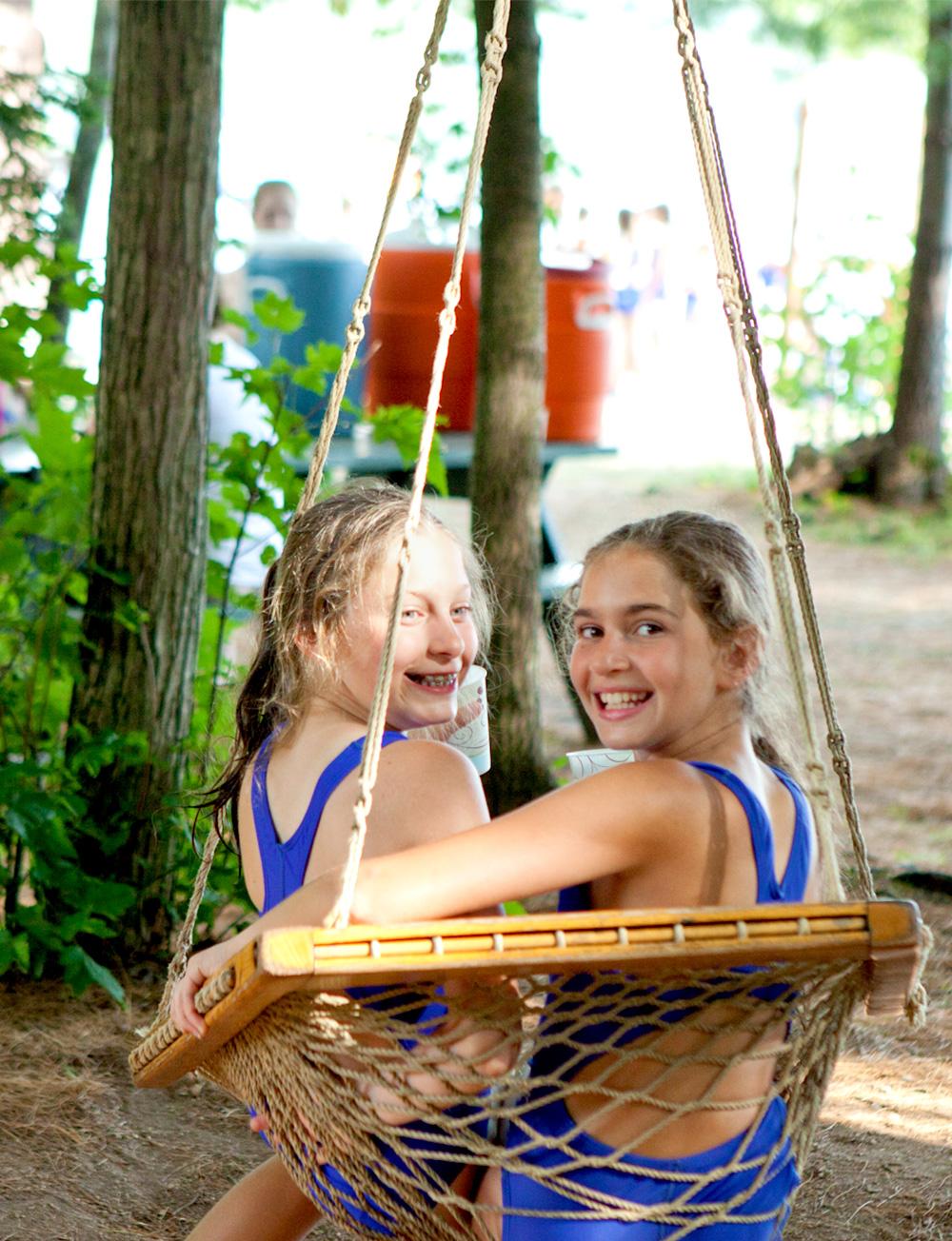 A Maine Camp, A Family-Run Camp, An all Girls Camp - Camp