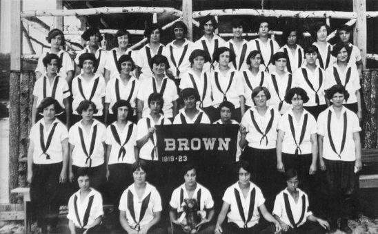 Brown Team, 1924